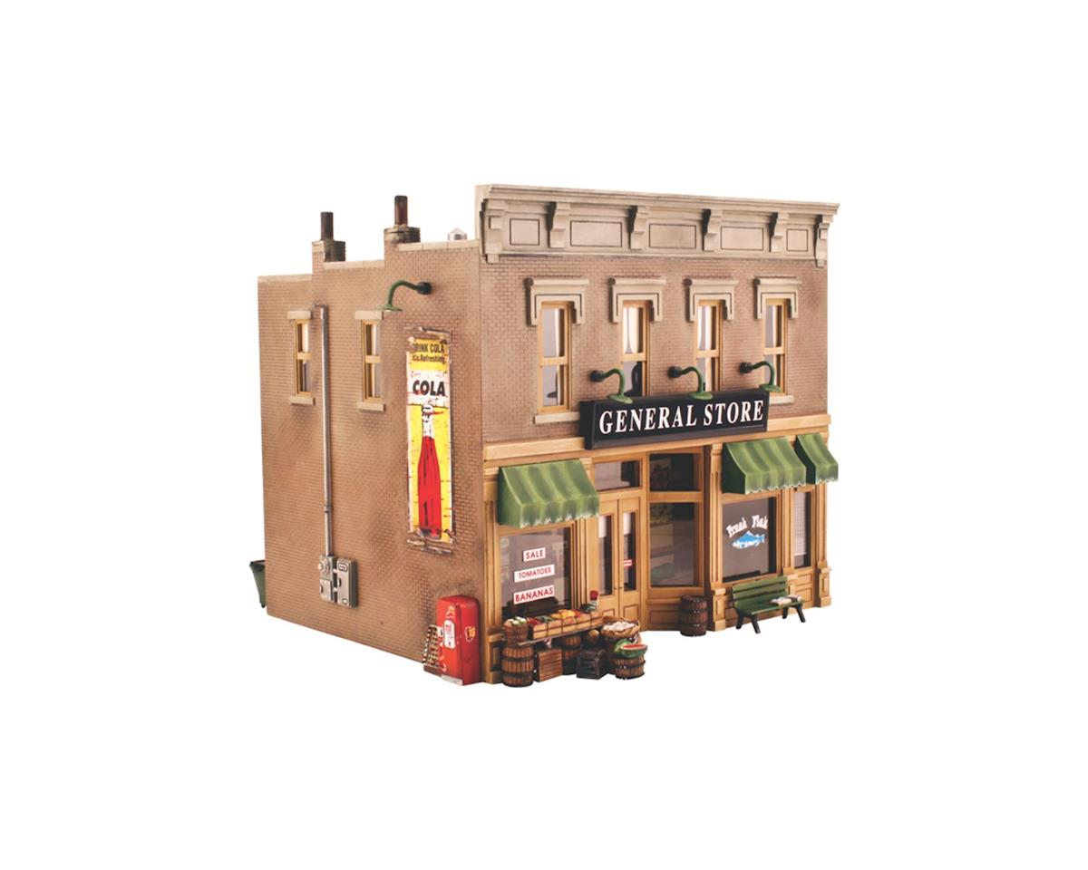 Woodland Scenics O Built-Up Lubener's General Store
