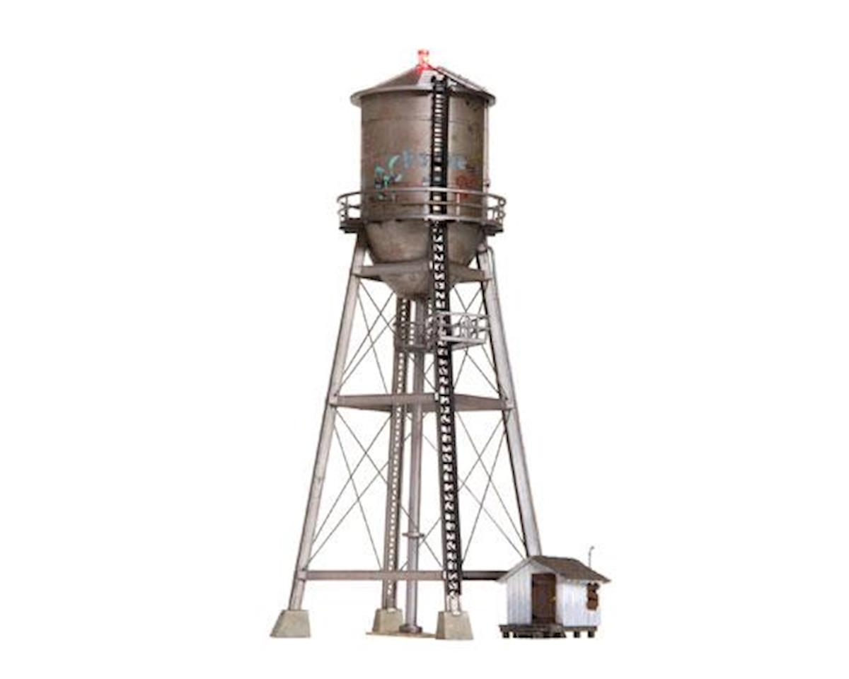 Woodland Scenics O Scale Built-Up Rustic Water Tower