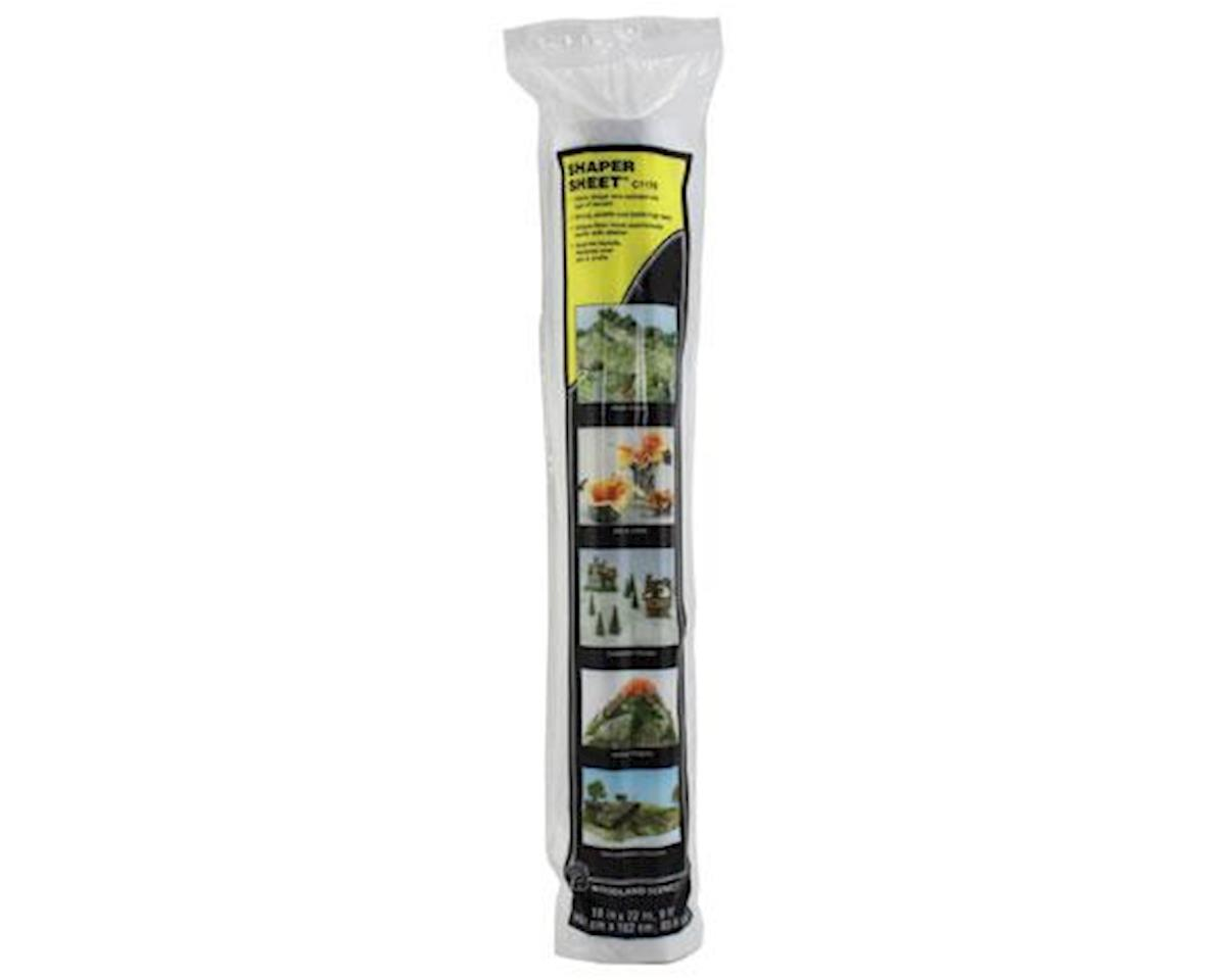 "Woodland Scenics Shaper Sheet, 18"" x 72"""