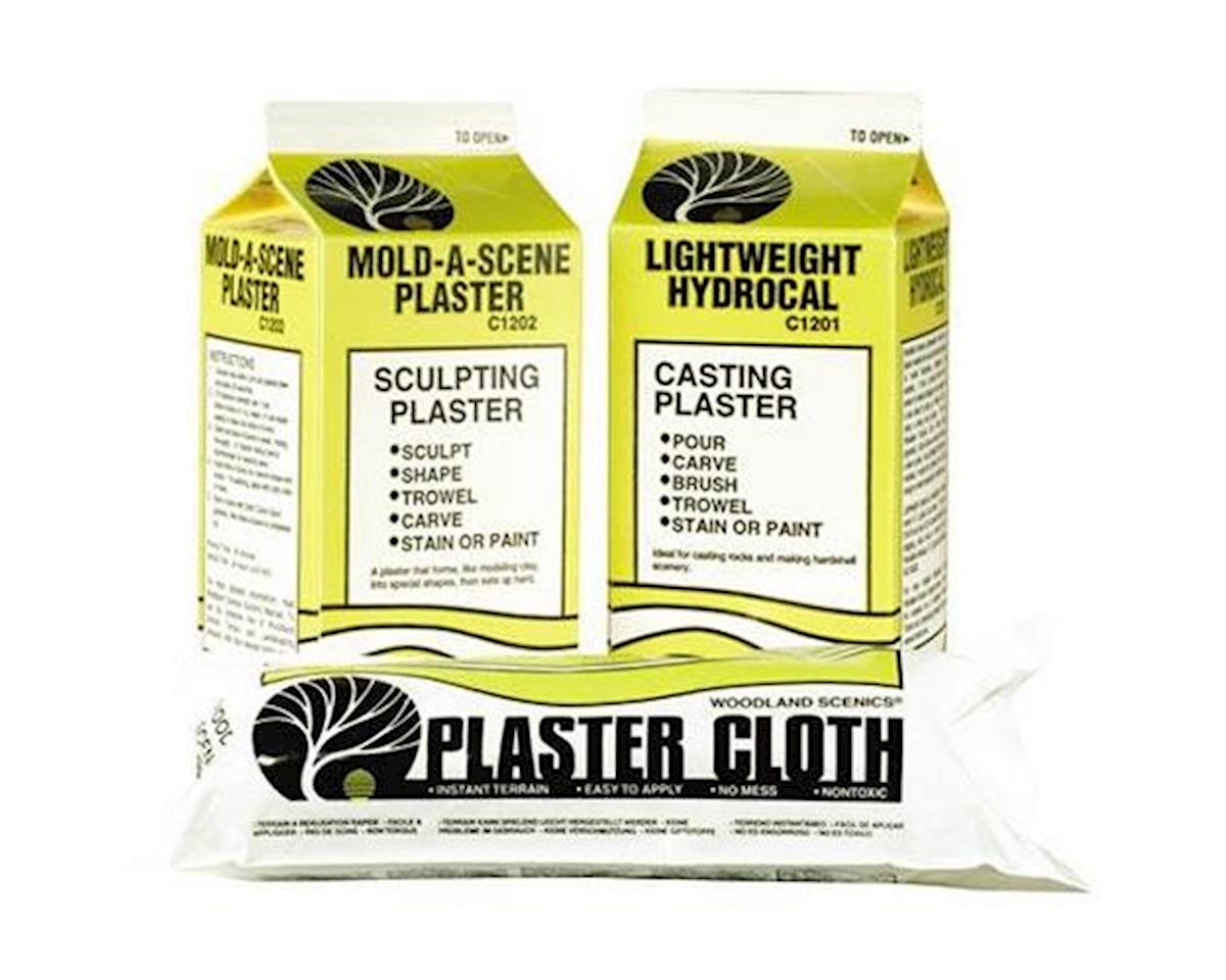 Mold-A-Scene Plaster, 104 cu. in. by Woodland Scenics