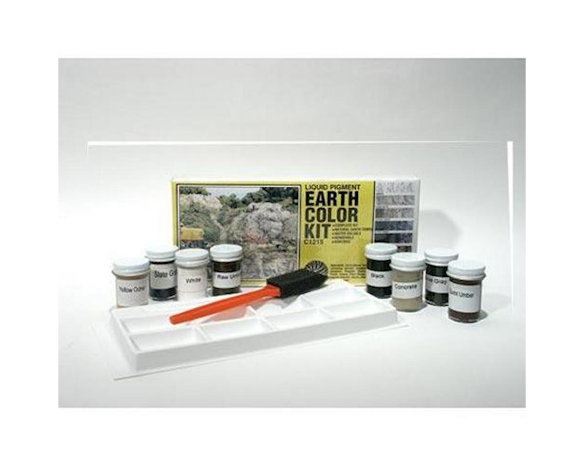 Woodland Scenics Earth Color Kit