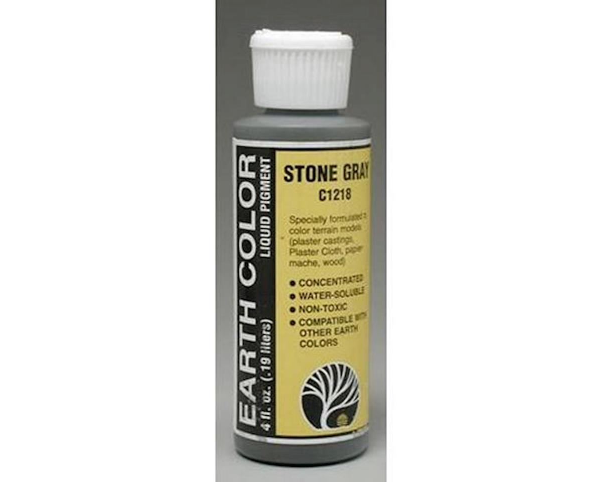 Woodland Scenics Earth Color, Stone Gray/4oz