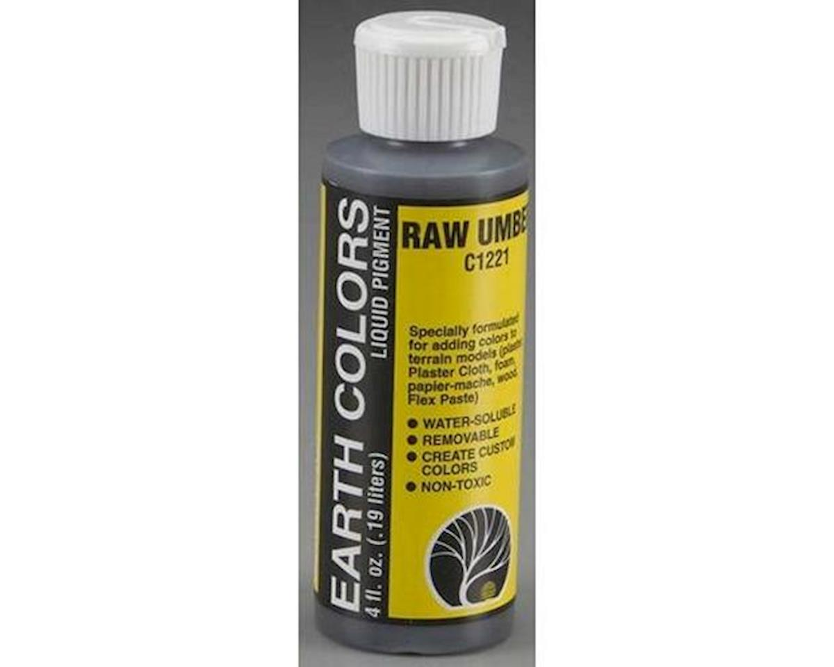 Woodland Scenics Earth Color, Raw Umber/4oz