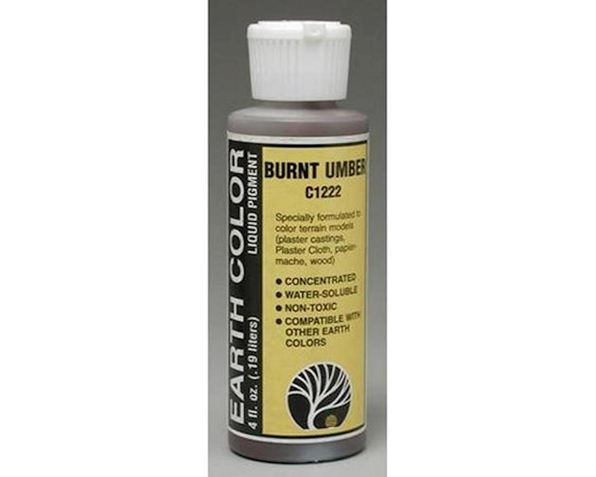 Woodland Scenics Earth Color, Burnt Umber/4oz