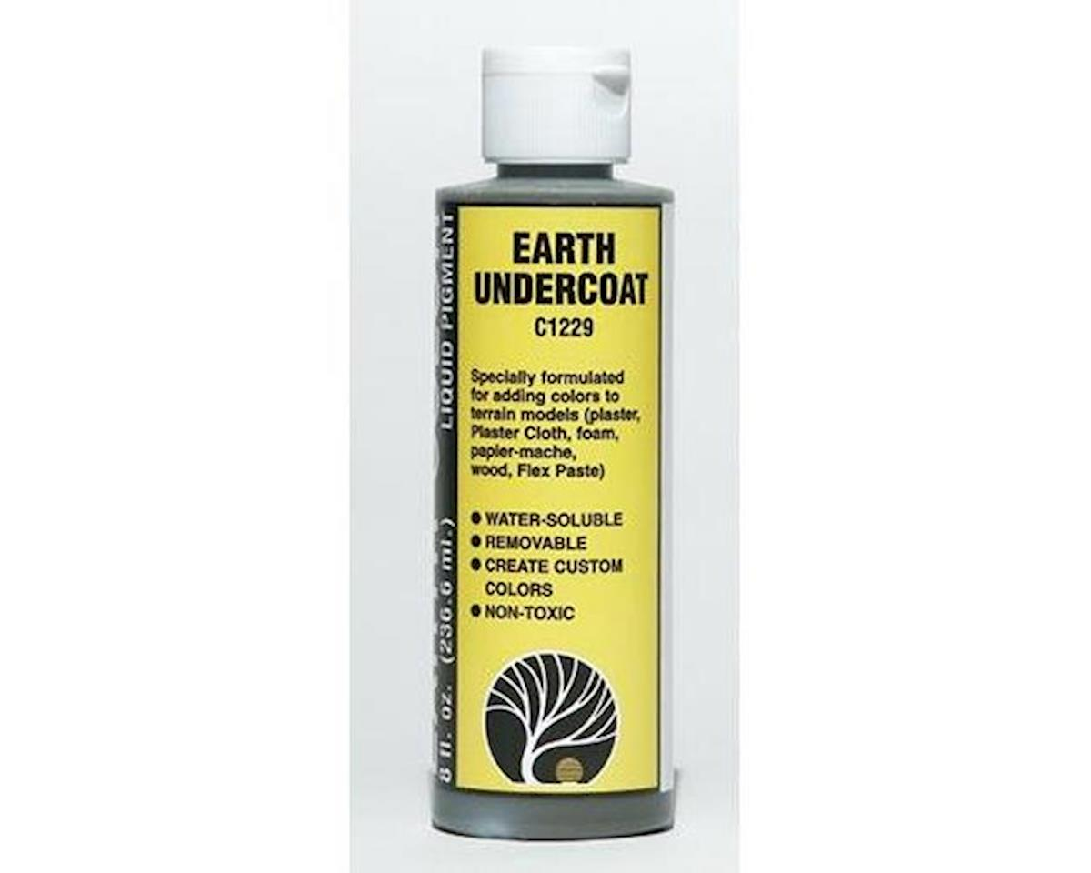 Woodland Scenics Earth Color Undercoat, Earth/8oz