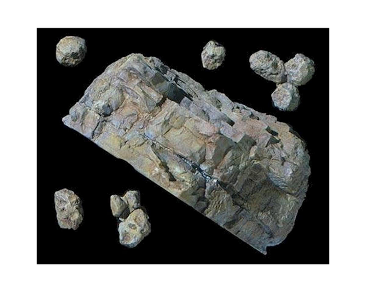 Woodland Scenics Rock Mold, Classic Rock