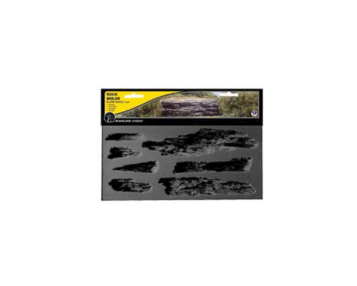 Woodland Scenics Rock Mold Shelf Rock