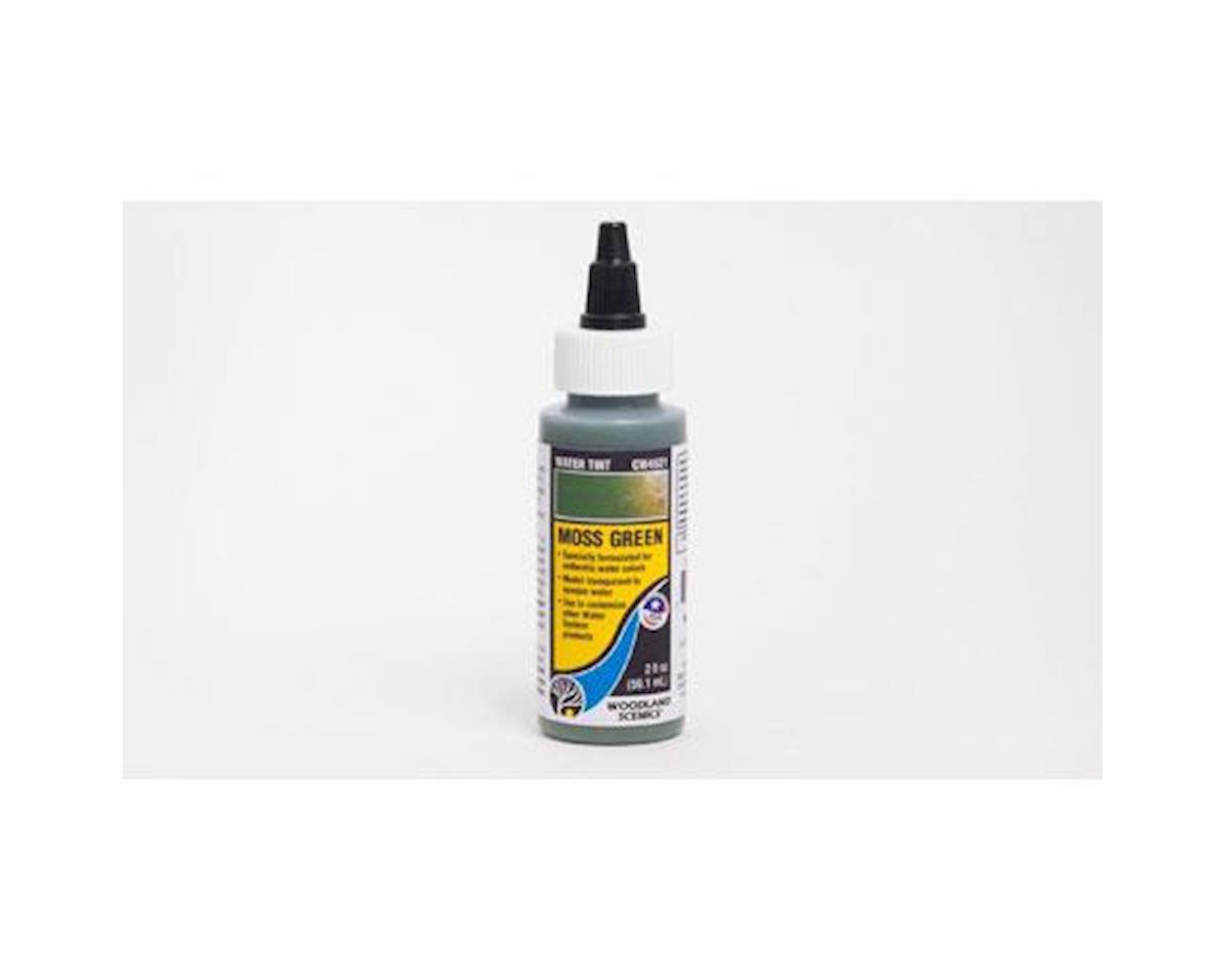 Woodland Scenics Water Tint, Moss Green