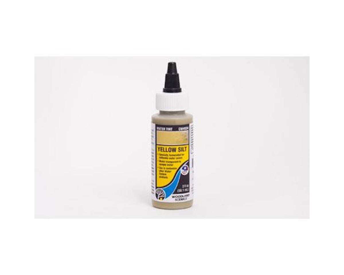 Water Tint, Yellow Silt by Woodland Scenics