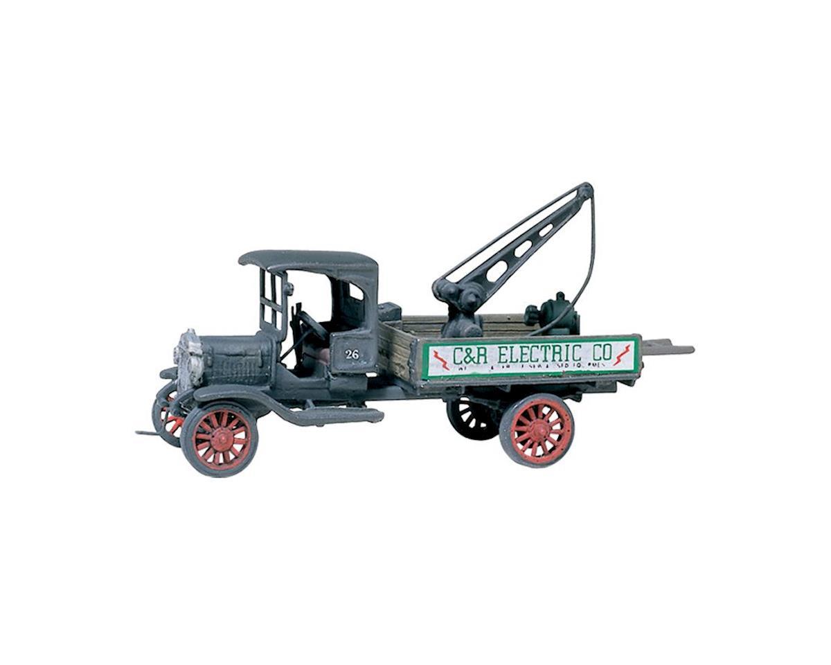 Woodland Scenics HO Service Truck, Diamond T