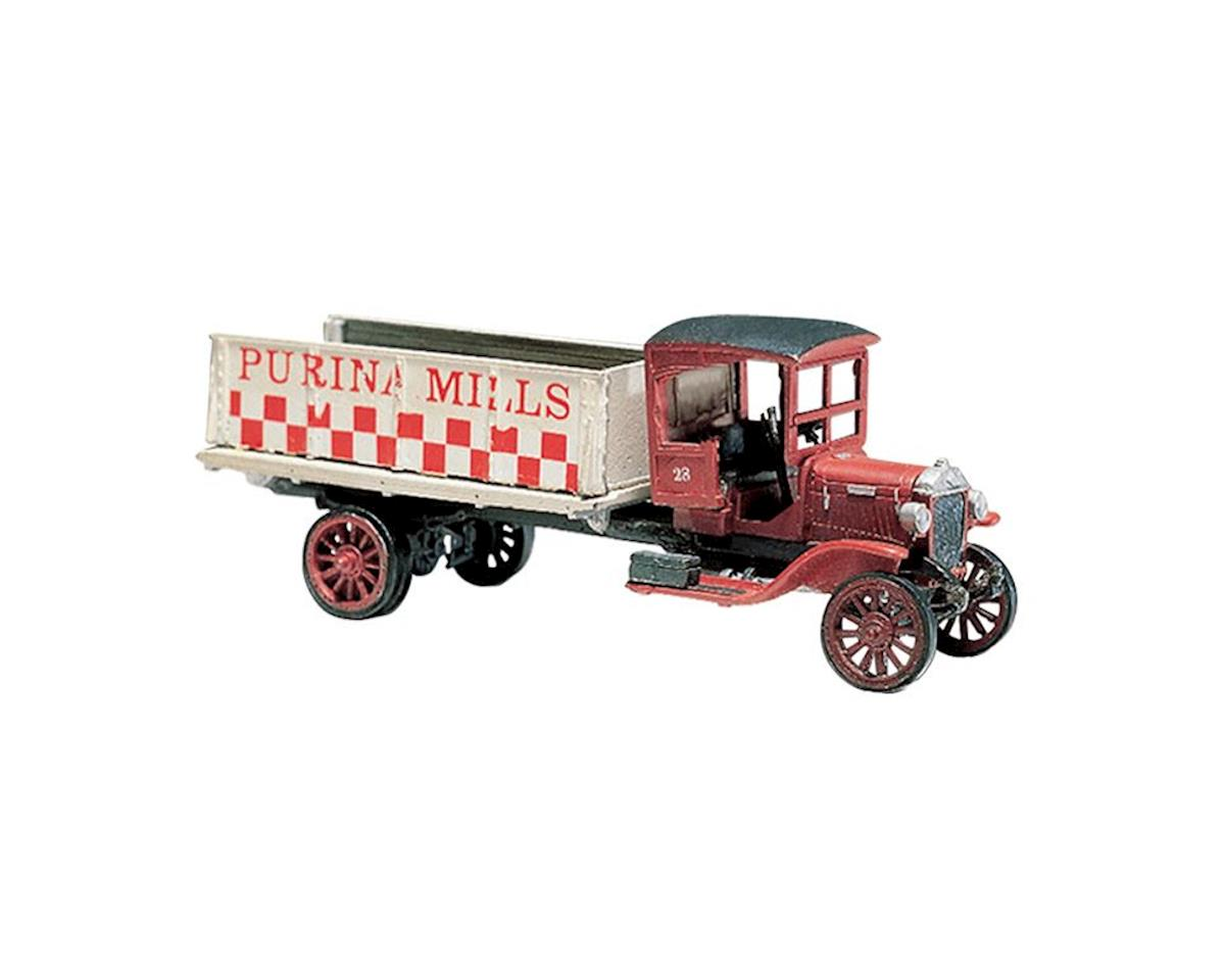 Woodland Scenics HO Grain Truck, Diamond T