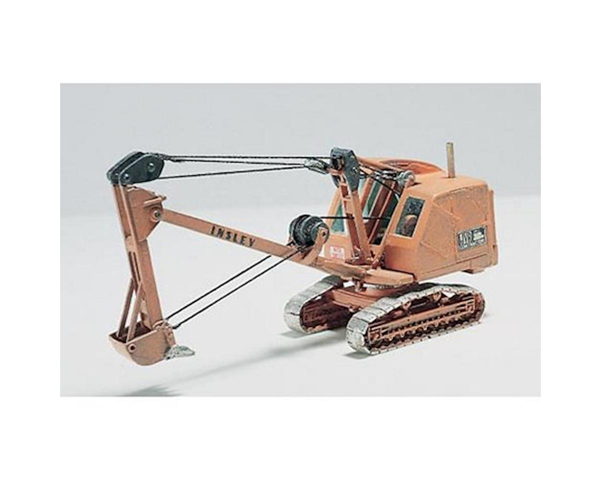 Woodland Scenics HO Insley Model-K Back Hoe