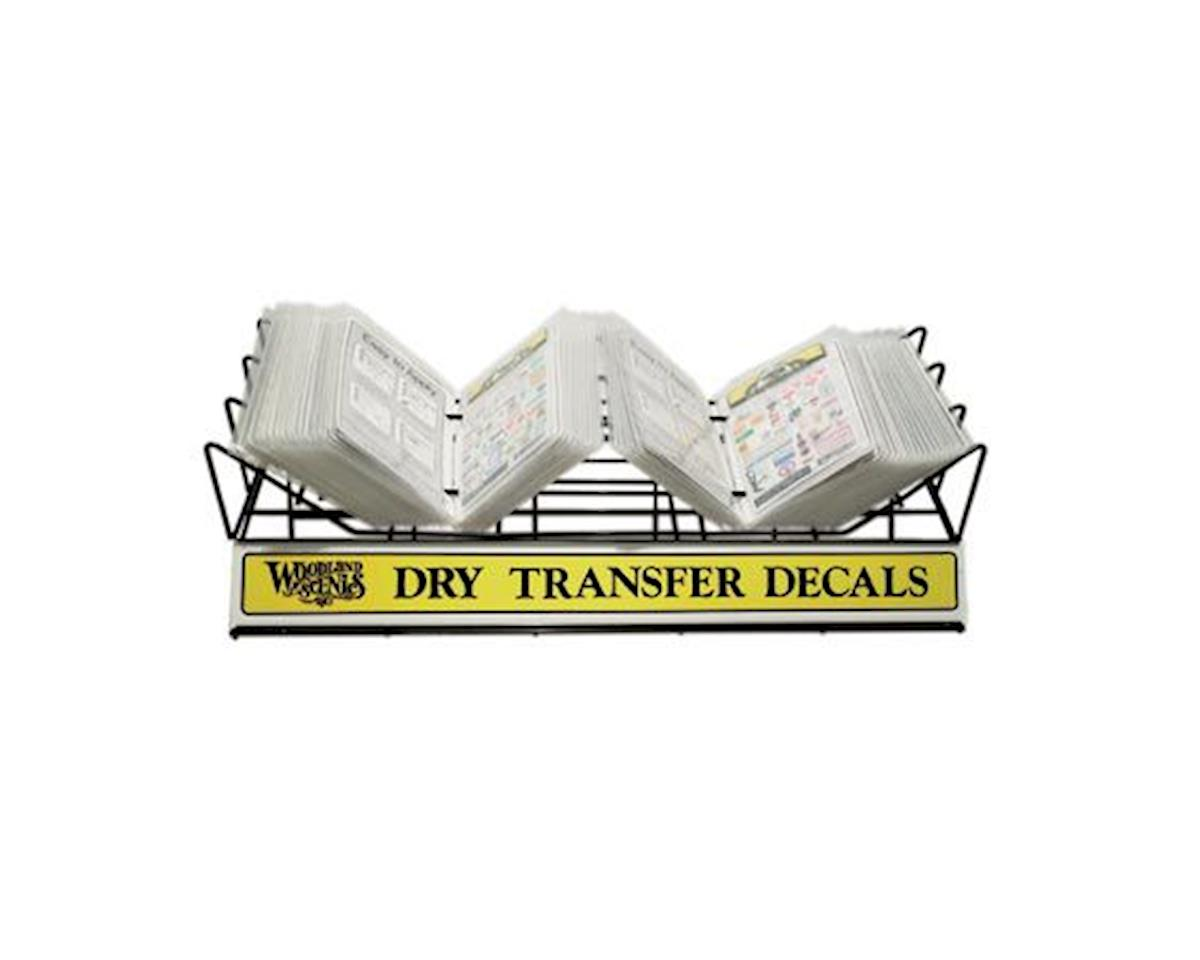 DT594 Dry Transfer Decal Asst (Dropship) by Woodland Scenics