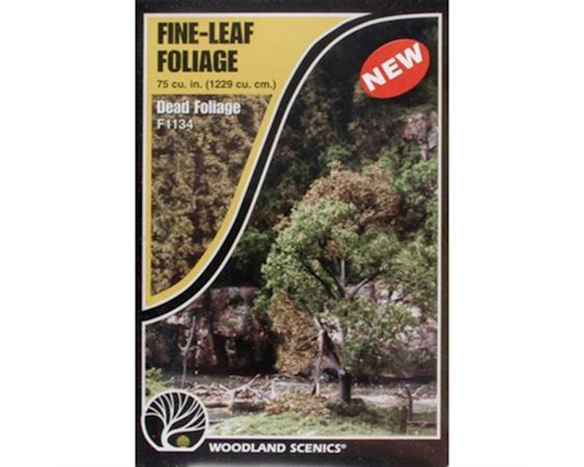 Woodland Scenics Fine Leaf Foliage, Dead/75 cu. in.