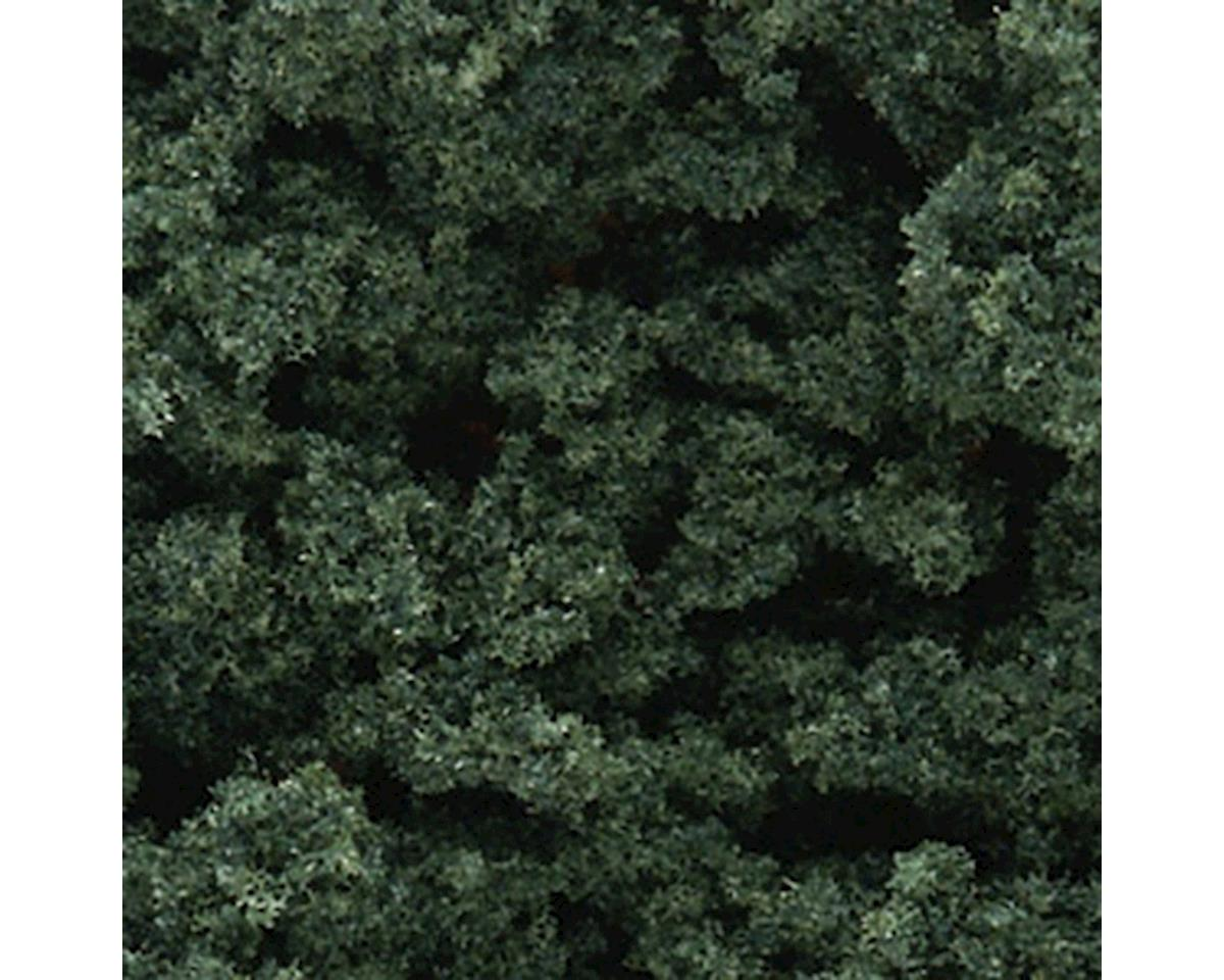 Woodland Scenics Underbrush Shaker, Dark Green/50 cu. in.
