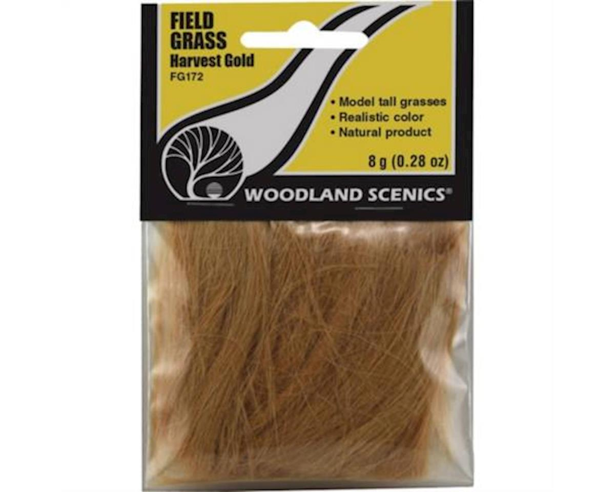 Woodland Scenics Field Grass, Harvest Gold/8g