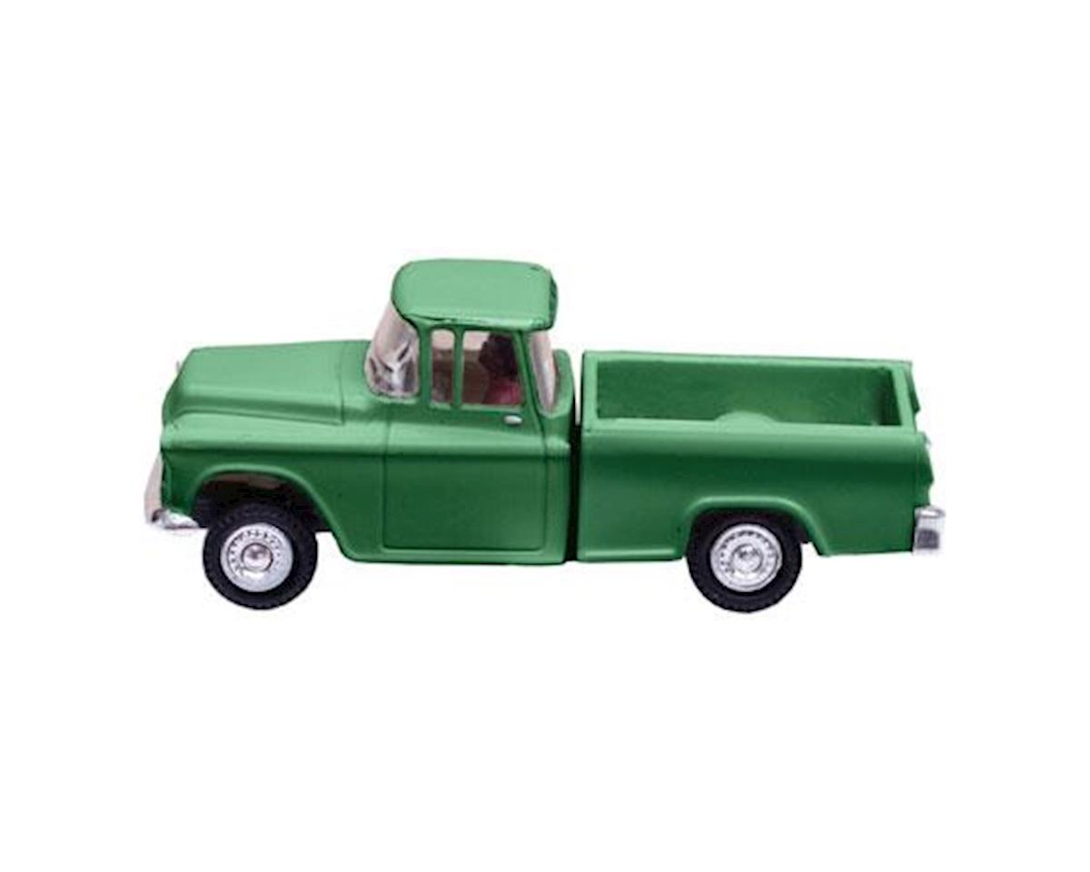 Woodland Scenics HO Just Plug Green Pickup