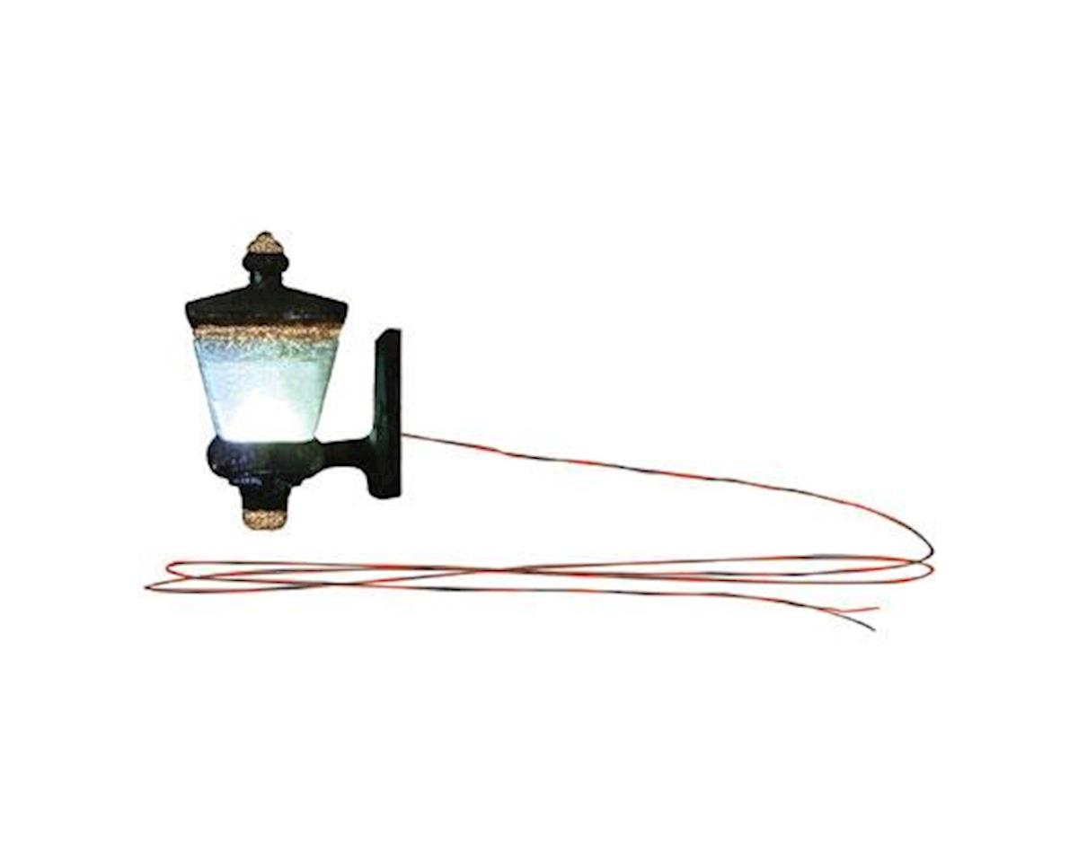 Woodland Scenics O Wall Mount Lights, Entry