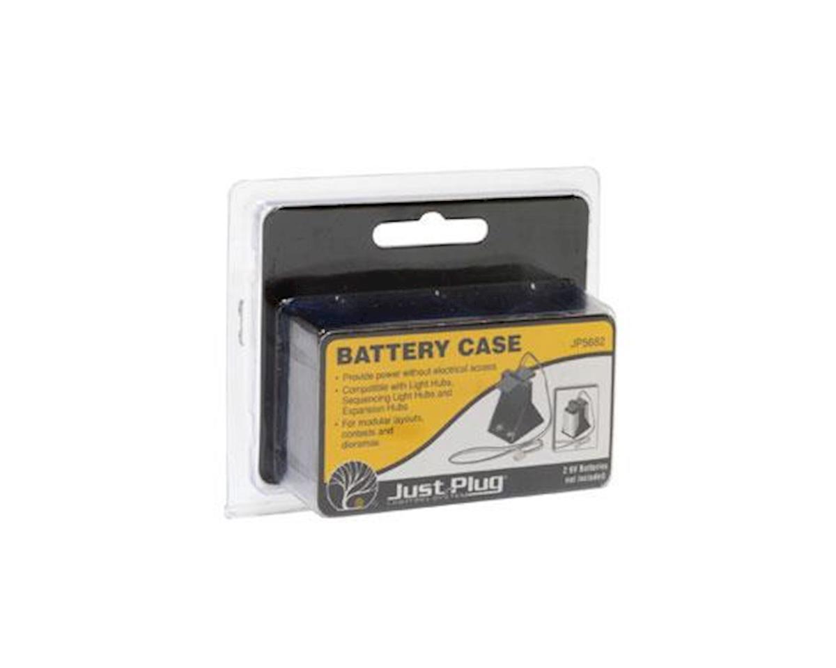 Woodland Scenics Battery Case