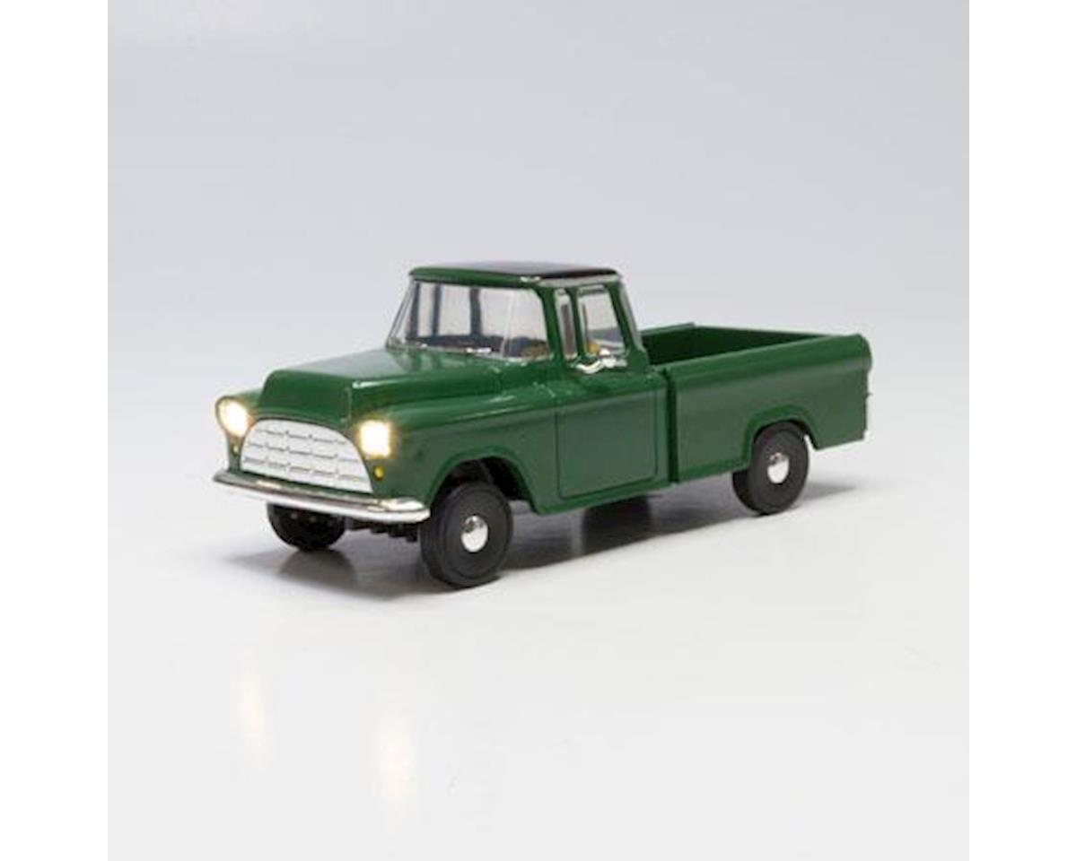 Woodland Scenics O Just Plug Green Pickup
