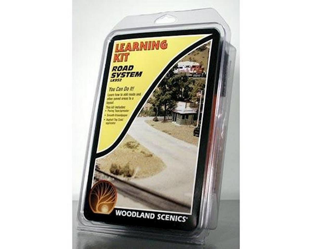 Roads & Pavement Learning Kit by Woodland Scenics