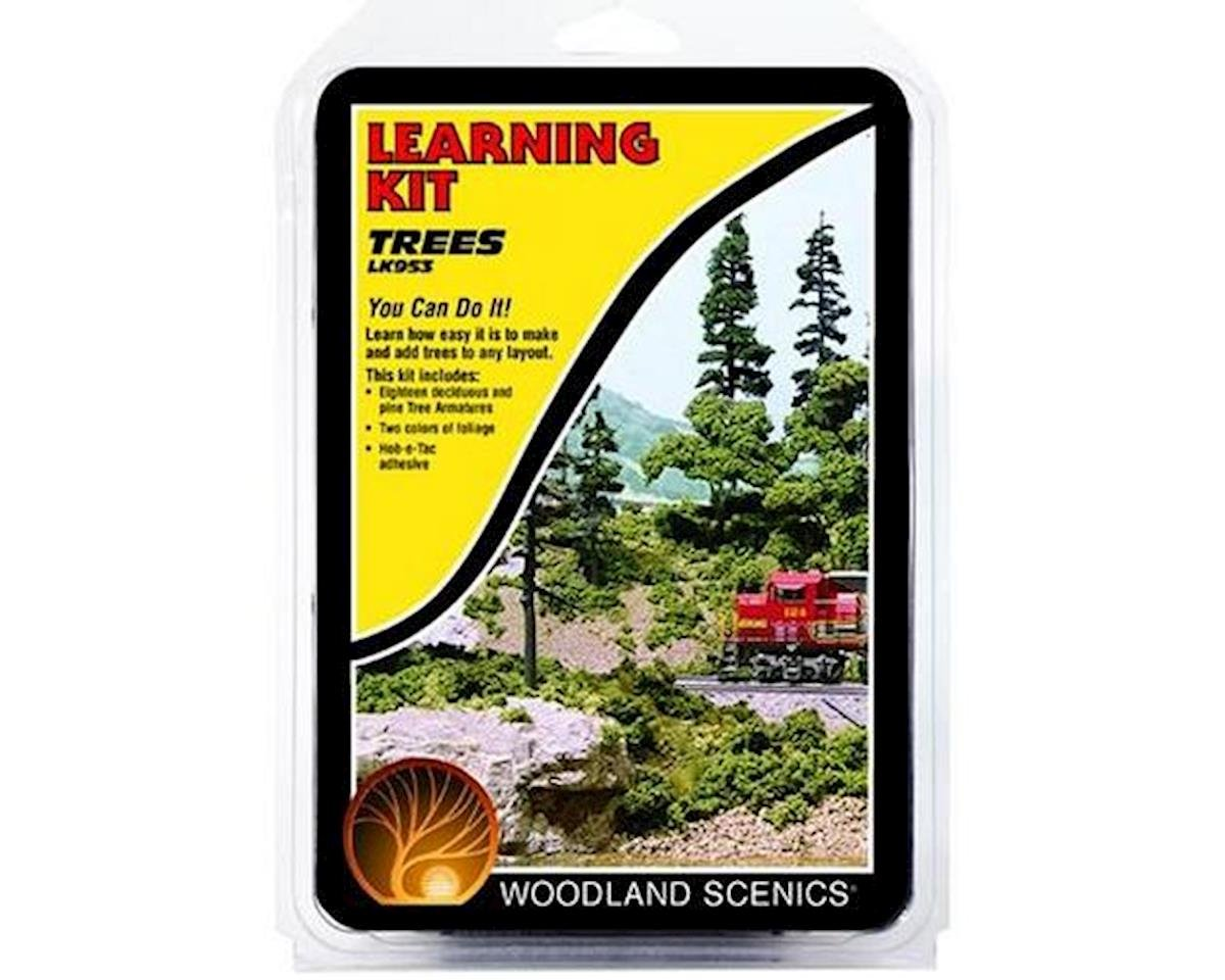 Woodland Scenics Trees Learning Kit