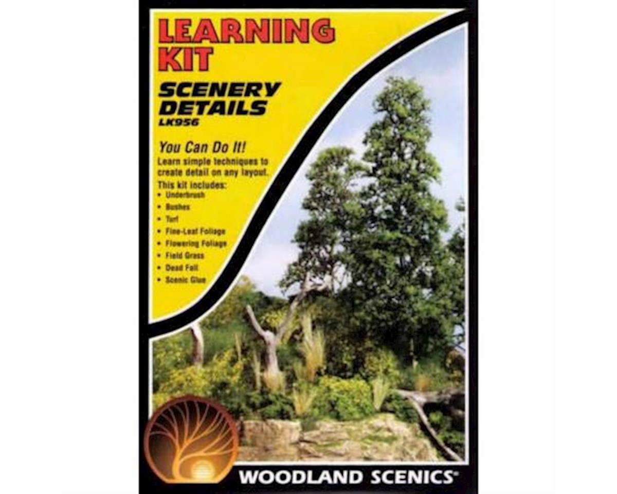 Woodland Scenics Scenery Details Learning Kit