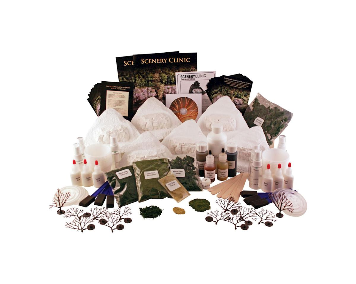 Scenery Clinic Kit (6) by Woodland Scenics