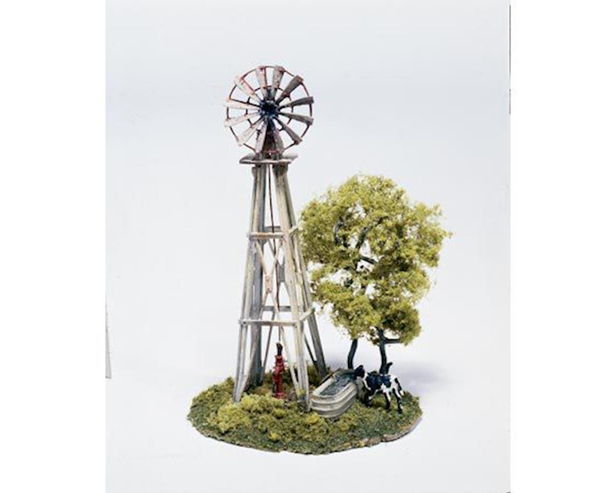 Woodland Scenics HO The Windmill