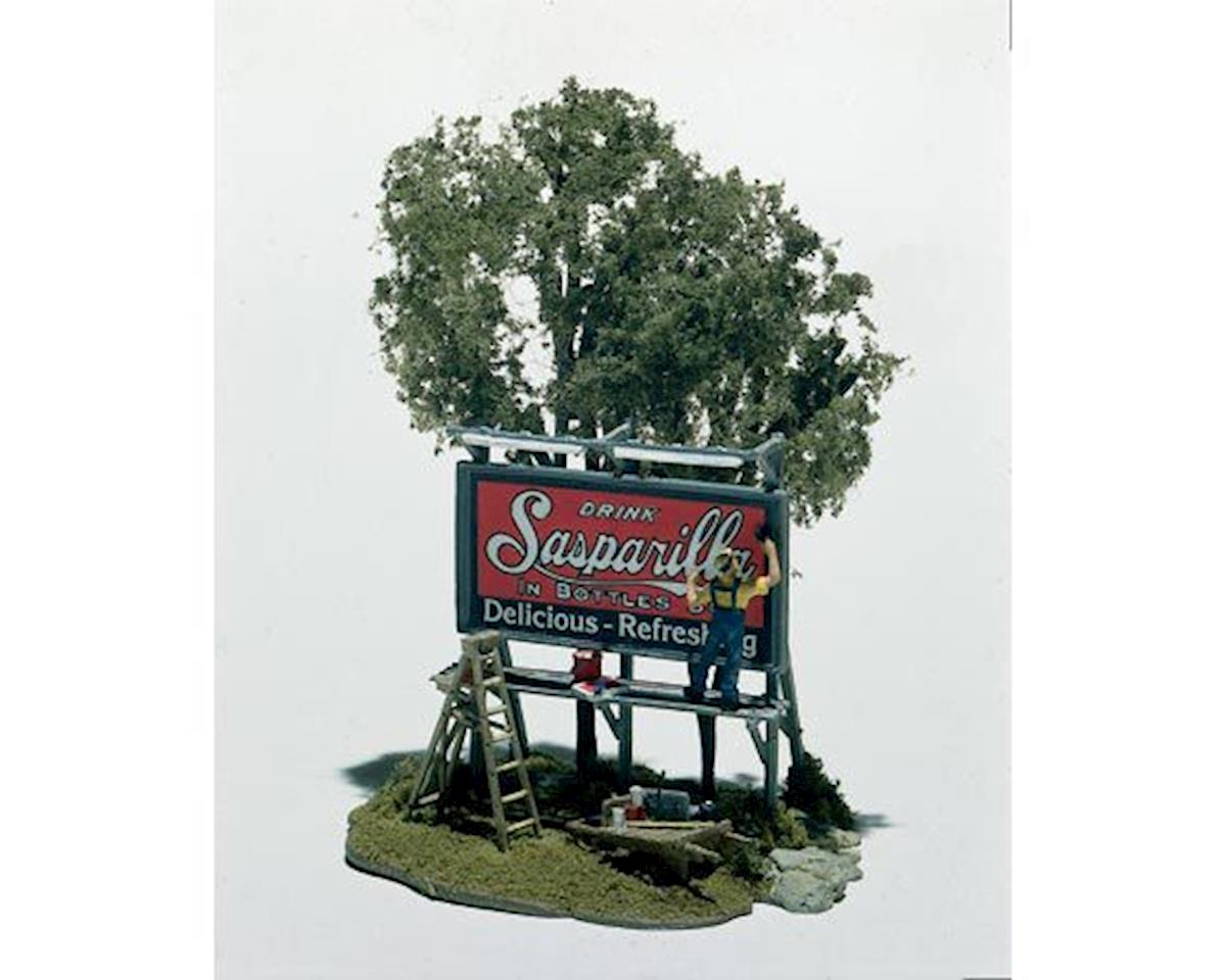 Woodland Scenics HO The Sign Painter