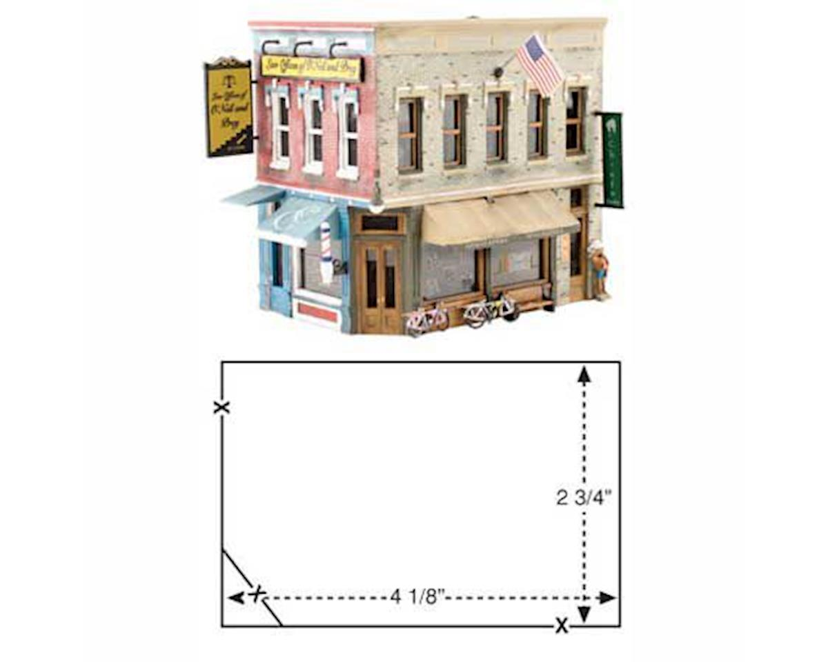 Woodland Scenics HO KIT Main Street Mercantile