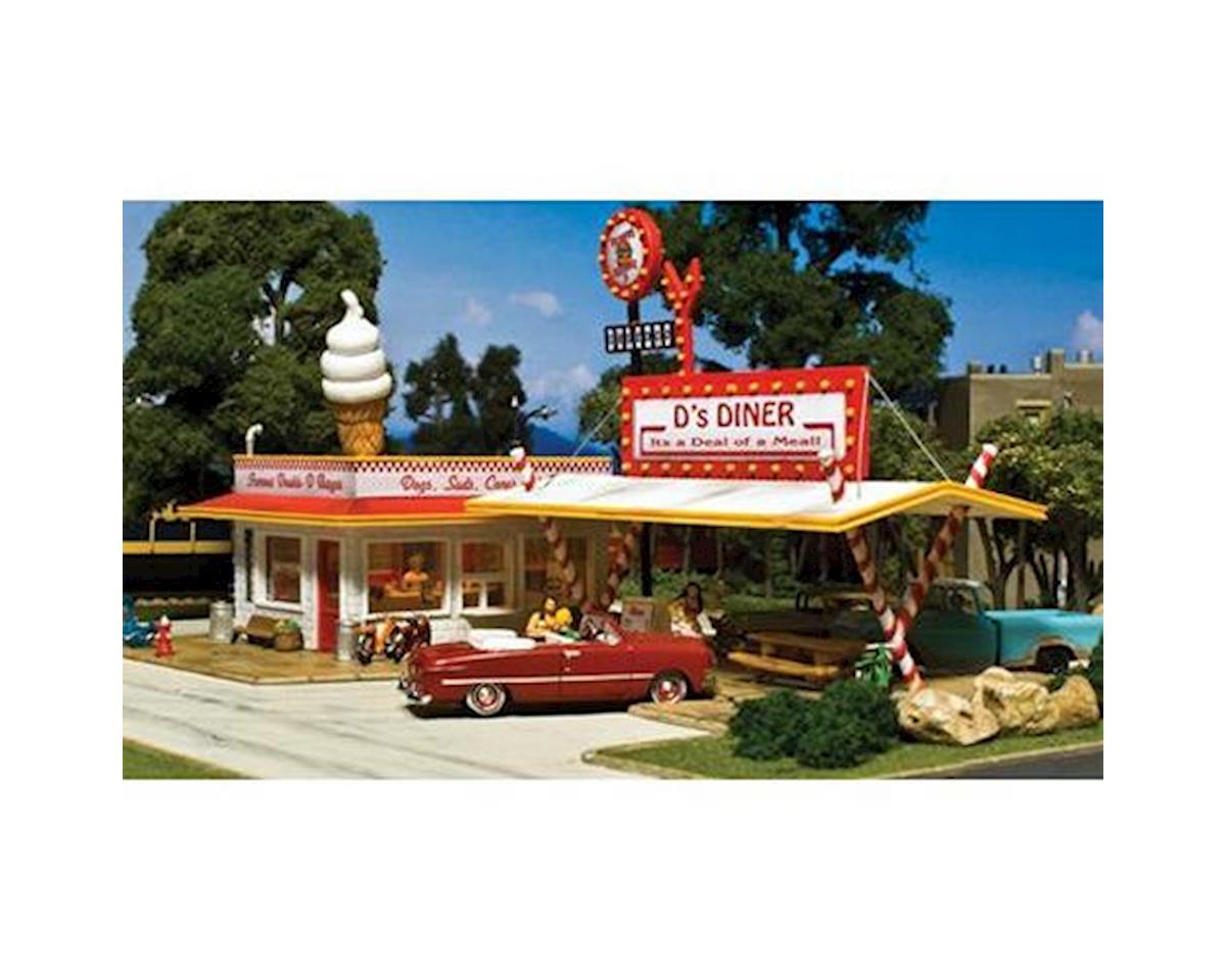 Woodland Scenics HO KIT D's Diner
