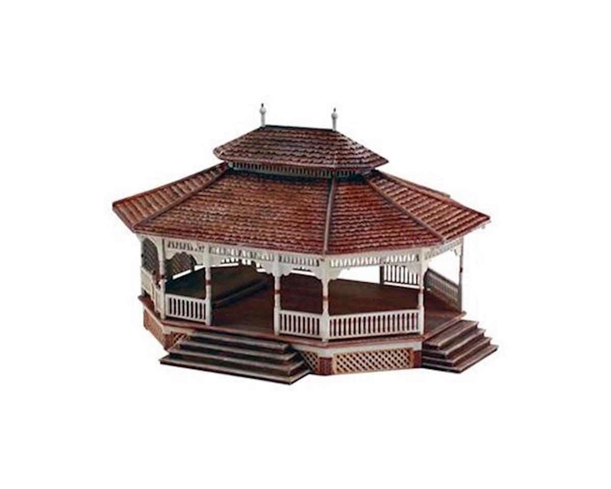 Woodland Scenics HO KIT Public Pavilion