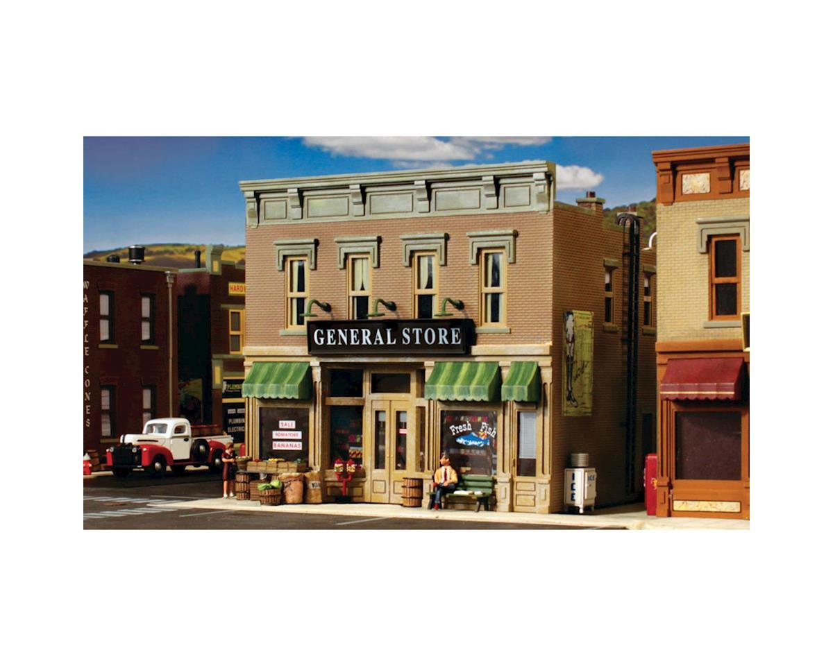 Woodland Scenics O KIT Lubener's General Store