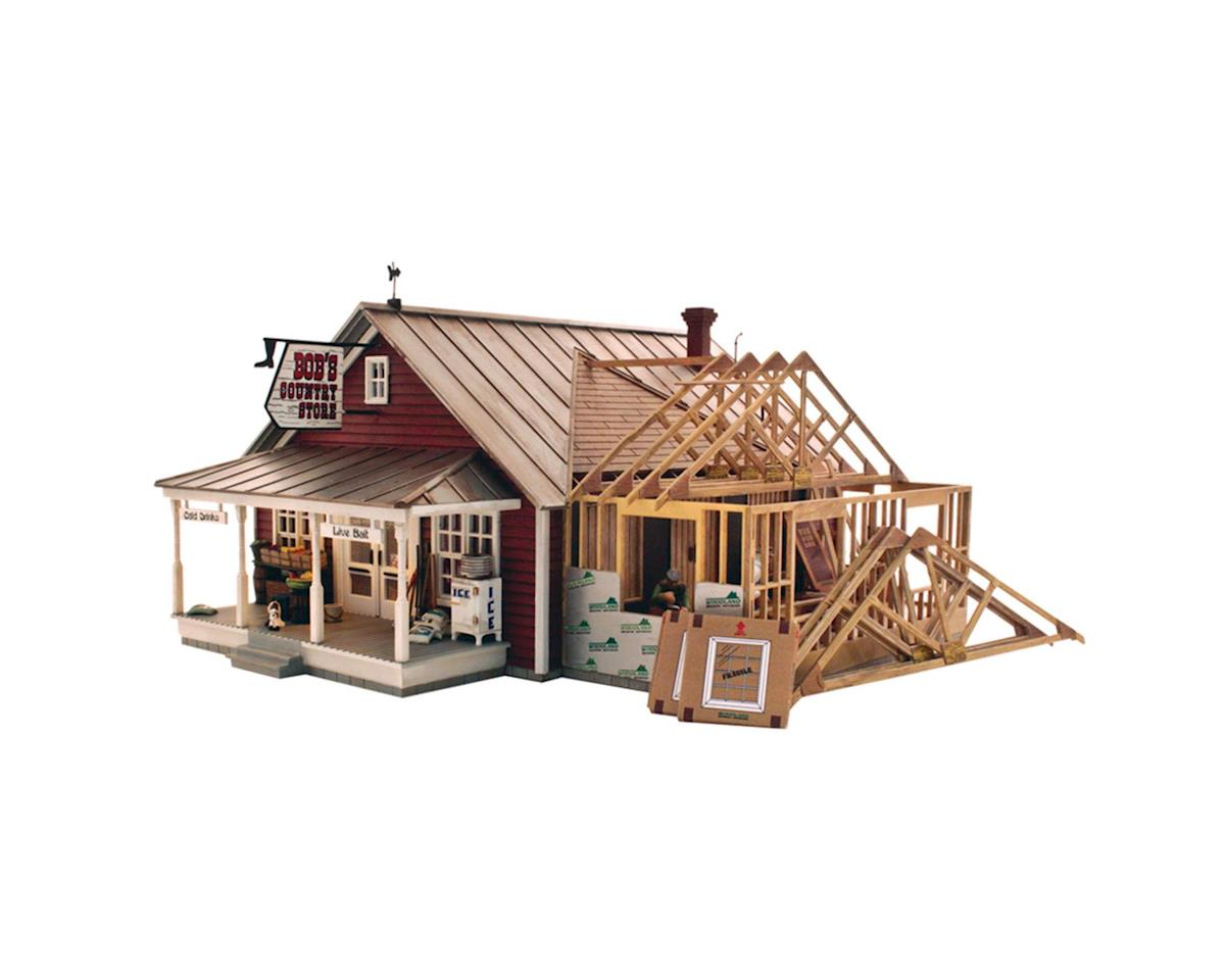 Woodland Scenics O KIT Country Store Expansion