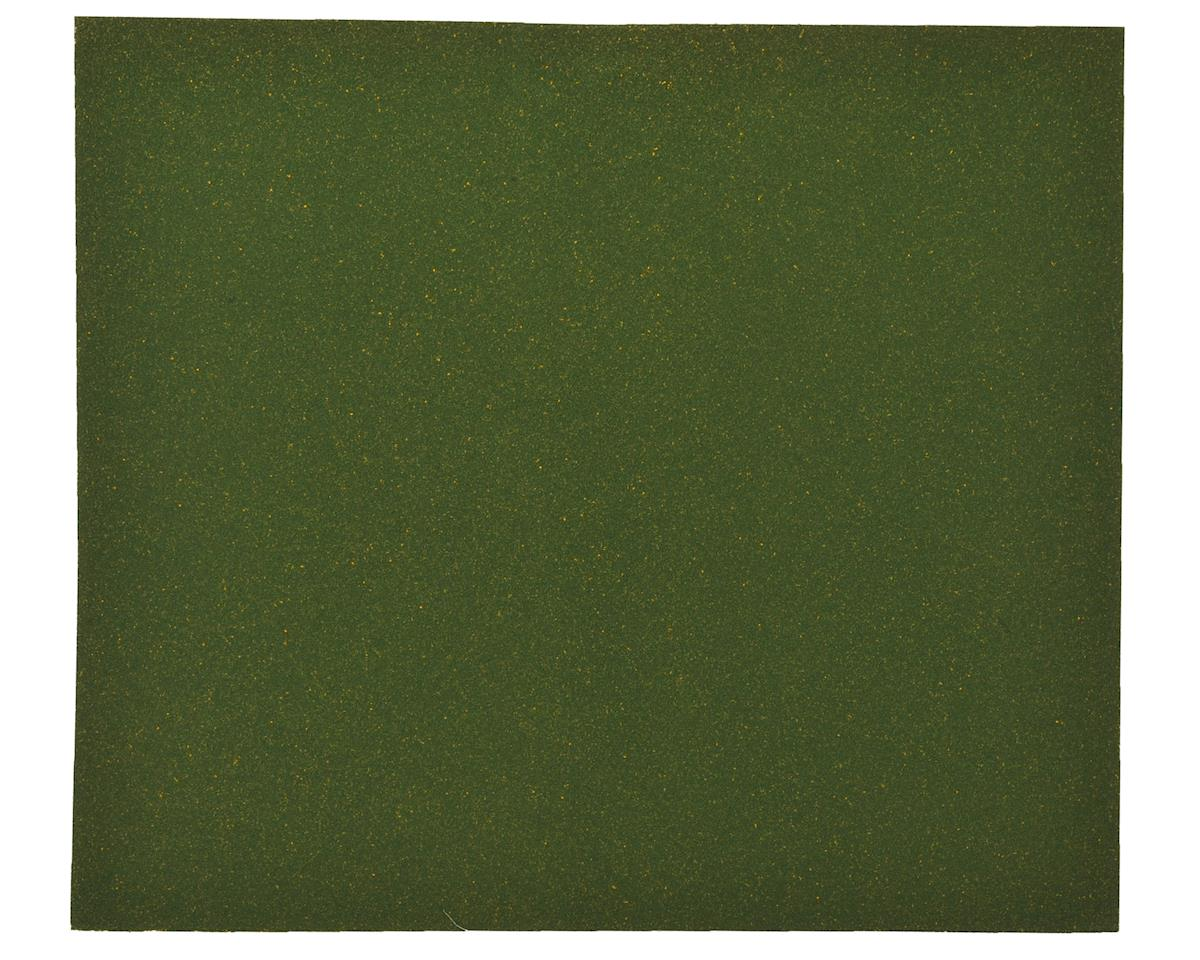 "Woodland Scenics 14.25""x12.5"" ReadyGrass Mat (Green)"