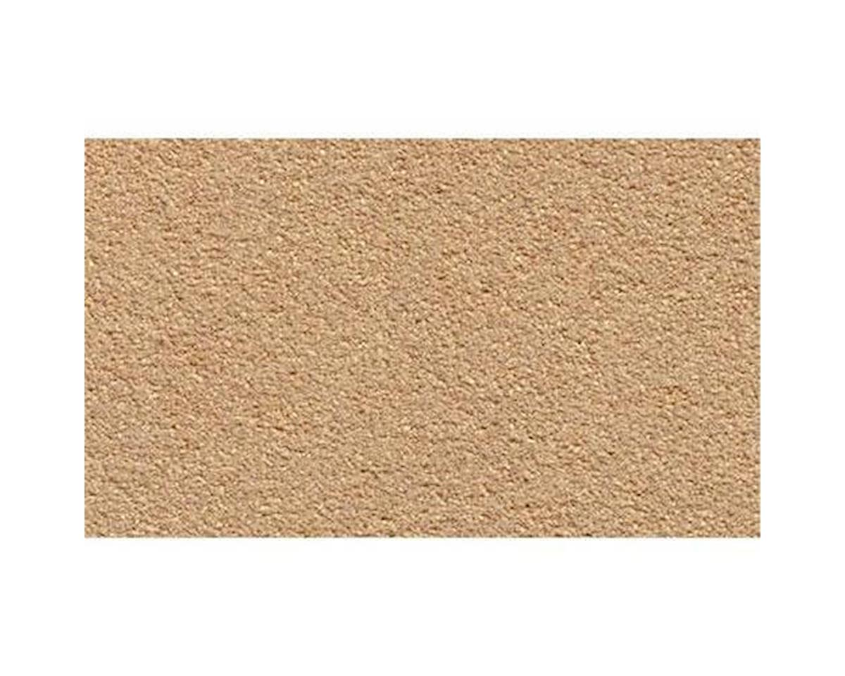 """Woodland Scenics  14.25"""" X 12.5"""" Grass Sheet, Desert Sand"""