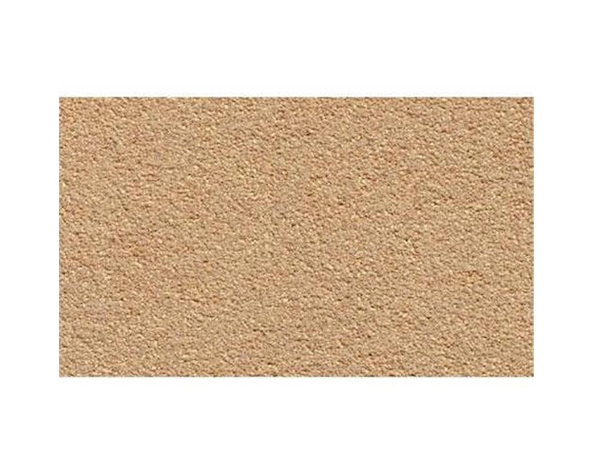 """Woodland Scenics 25"""" x 33"""" Grass Mat, Desert Sand"""