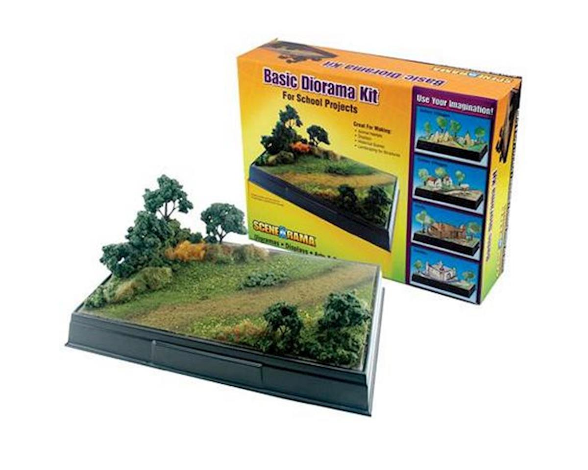 Scene-A-Rama Basic Diorama Kit by Woodland Scenics