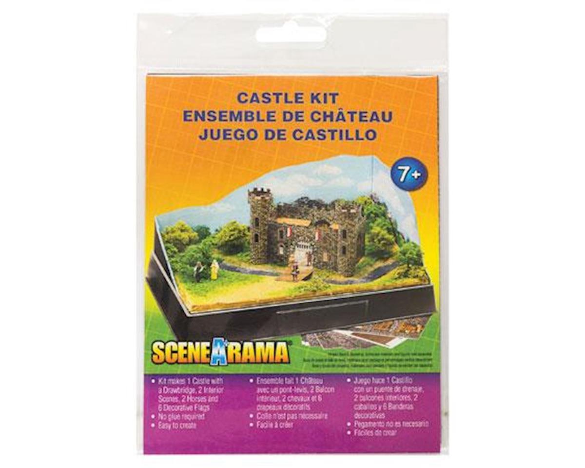 Scene-A-Rama Castle Kit by Woodland Scenics