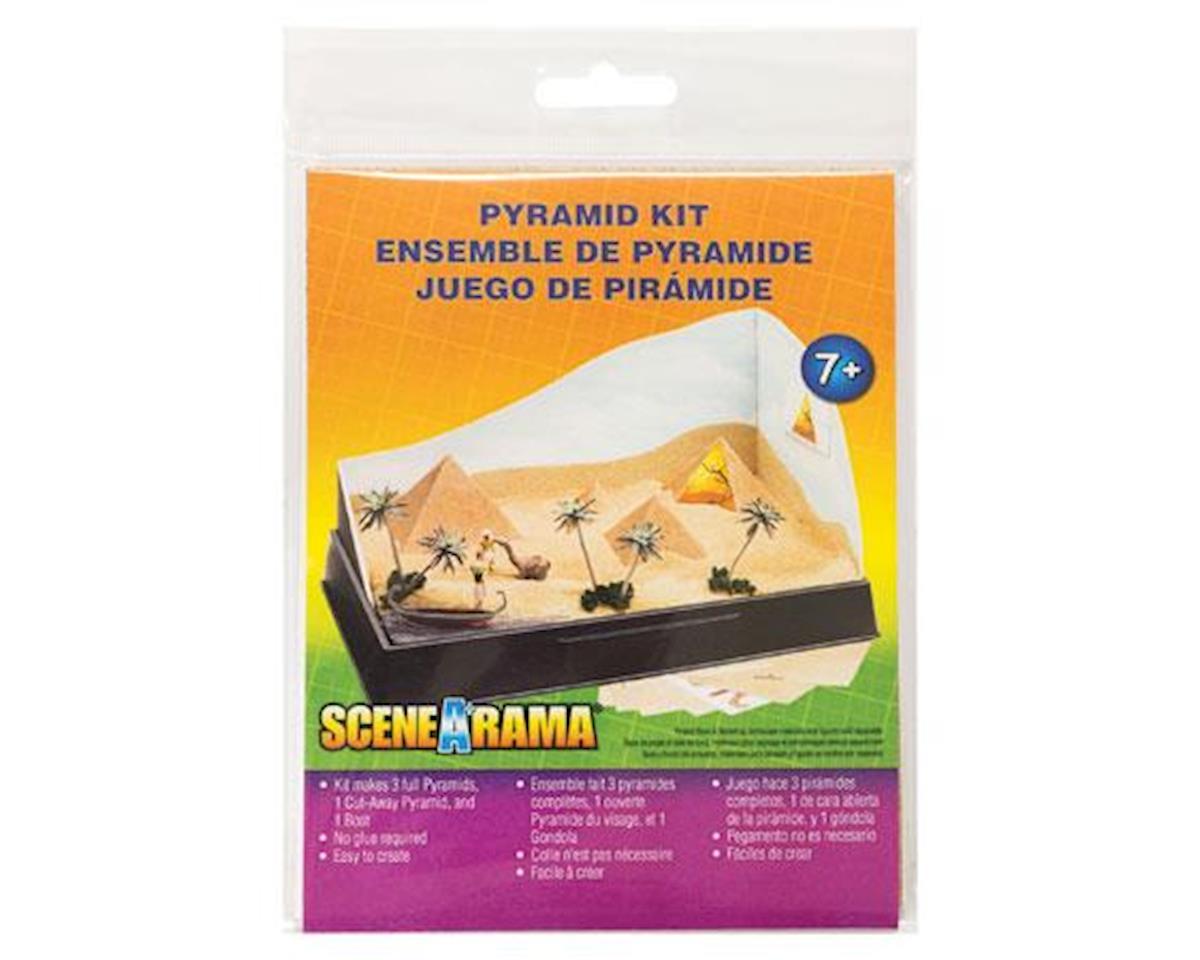 Woodland Scenics Scene-a-Rama Pyramid Kit