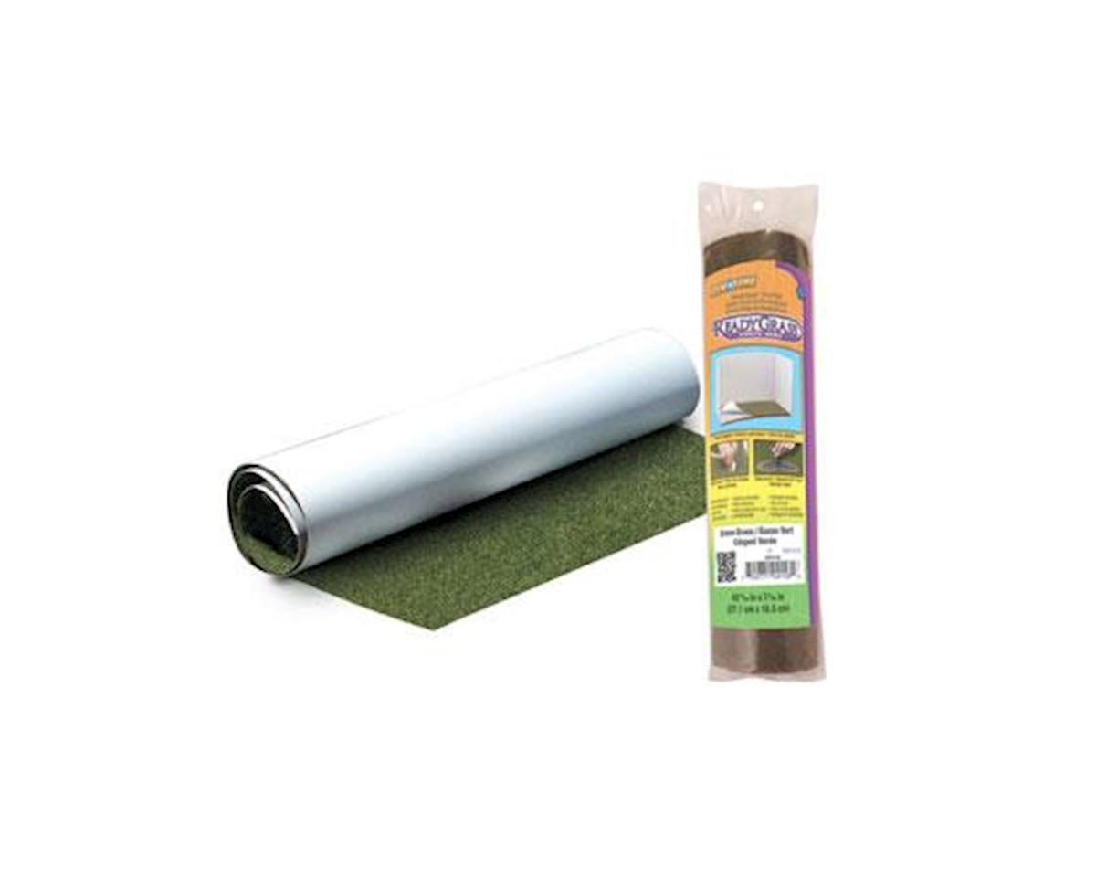 """Woodland Scenics Scene-A-Rama  RG Grass Sheet, Grn 7 5/16""""x10 9/16"""""""