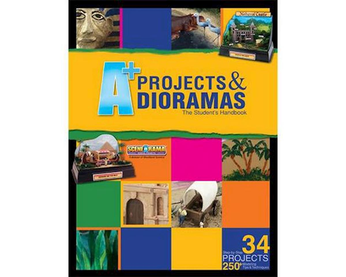 Woodland Scenics Scene-A-Rama Projects& Dioramas:Student's Handbook