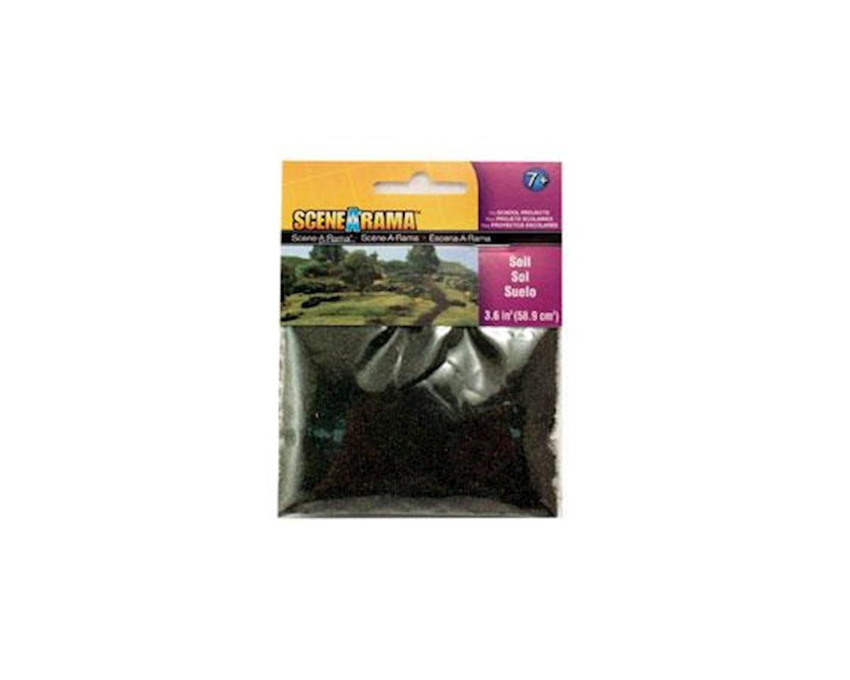 Scene-A-Rama Scenery Bags, Soil 2oz | alsopurchased