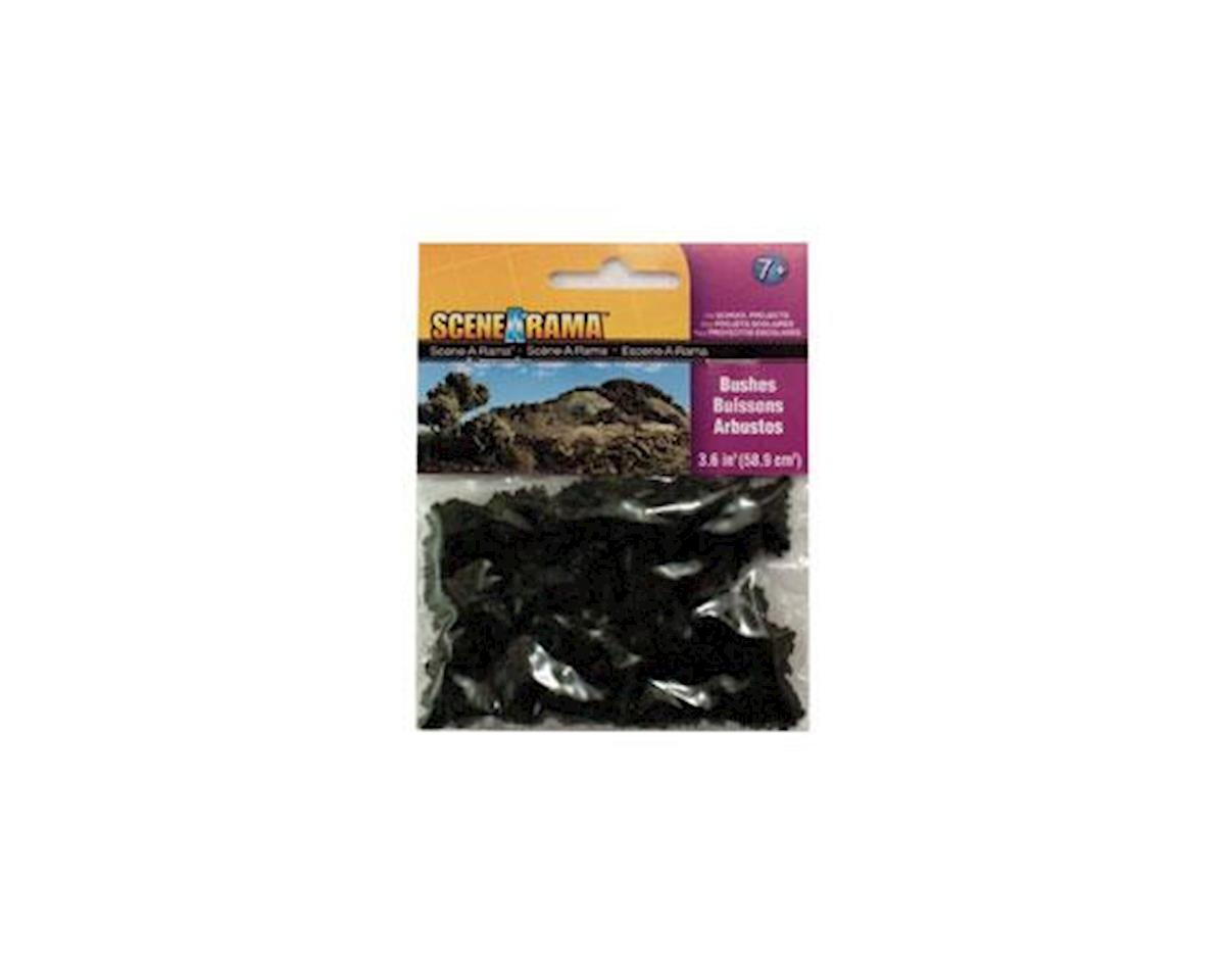 Scene-A-Rama Scenery Bags, Bushes 2oz by Woodland Scenics