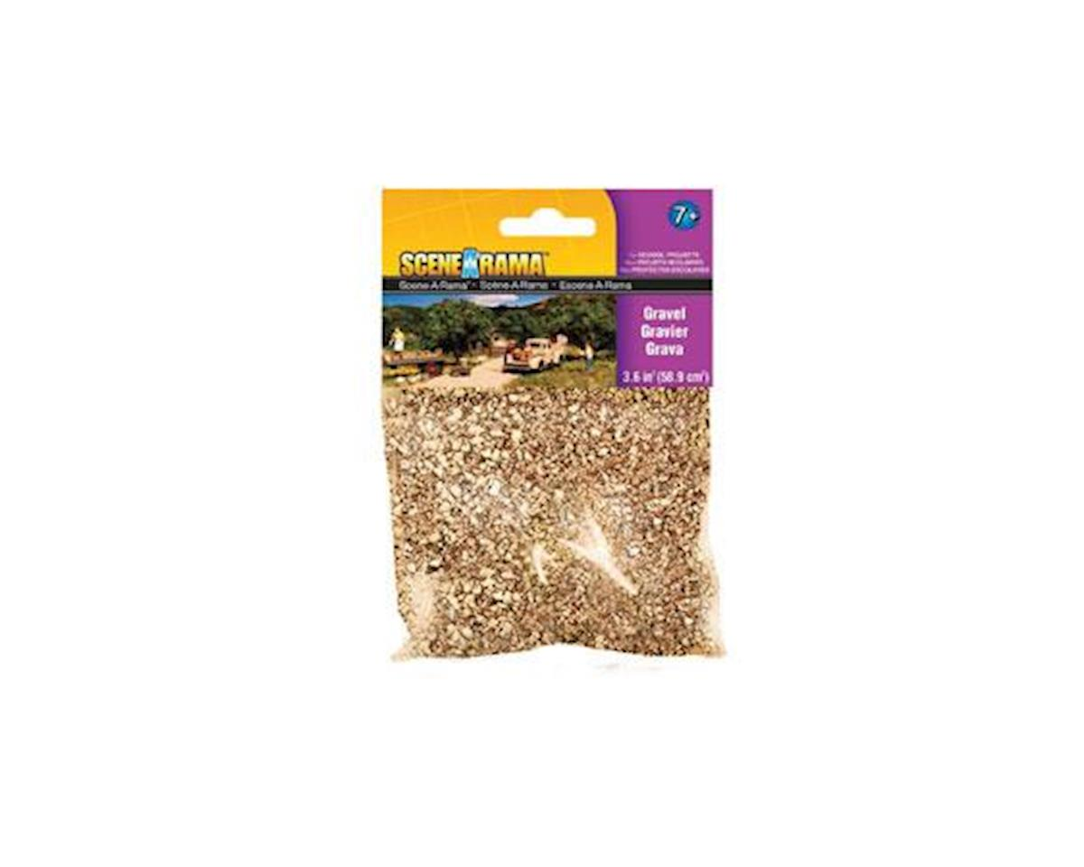 Scene-A-Rama Scenery Bags Gravel 2oz | alsopurchased