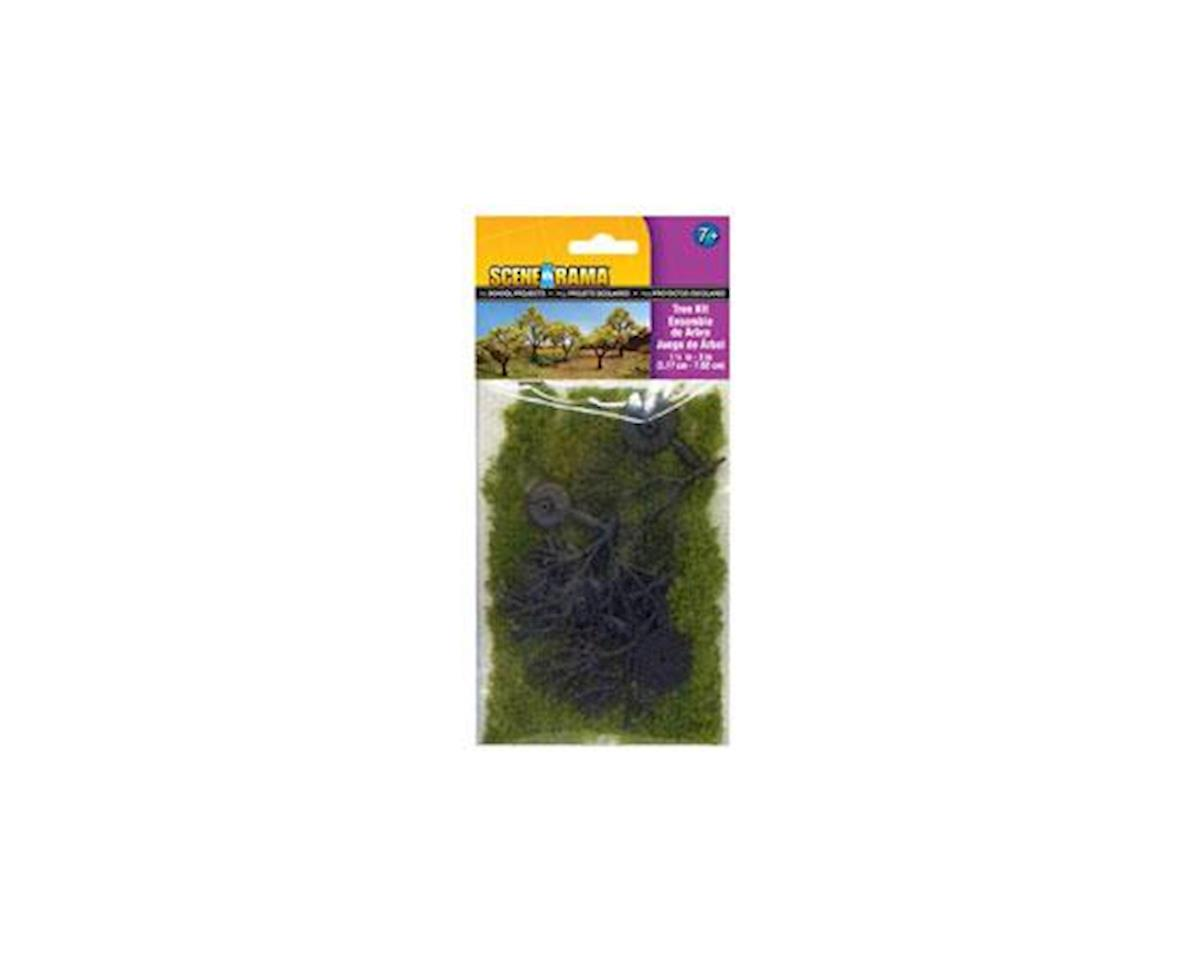Scene-A-Rama Small Trees Kit by Woodland Scenics
