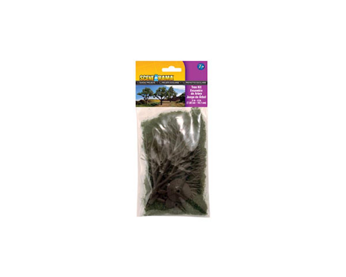 Woodland Scenics Scene-A-Rama Large Trees Kit