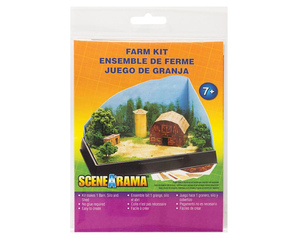Woodland Scenics Scene-A-Rama Farm Kit