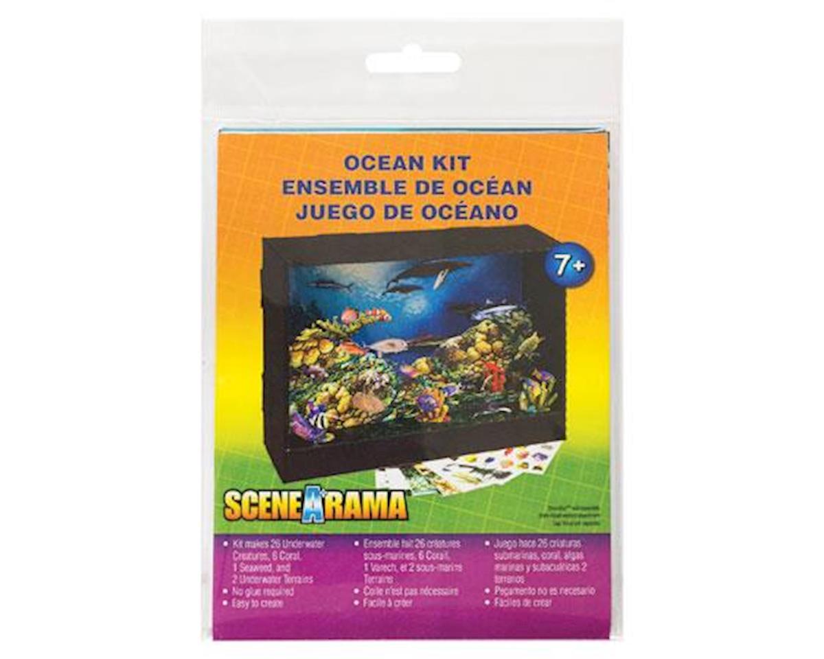 Woodland Scenics Scene-A-Rama Ocean Kit